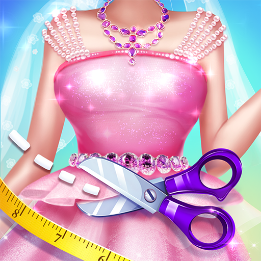 👸✂️Royal Tailor Shop 3 - Princess Clothing Shop icon