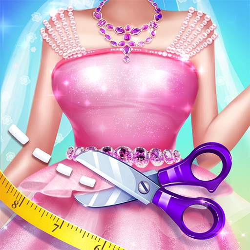 👸✂️Royal Tailor Shop 3 - Princess Clothing Shop