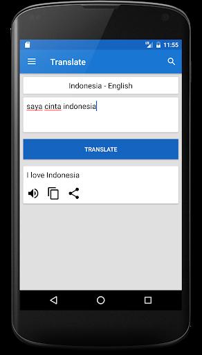 Kamus Bahasa Inggris Offline screenshot 3