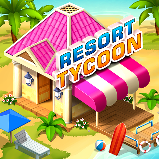 Resort Tycoon - Hotel Simulation أيقونة