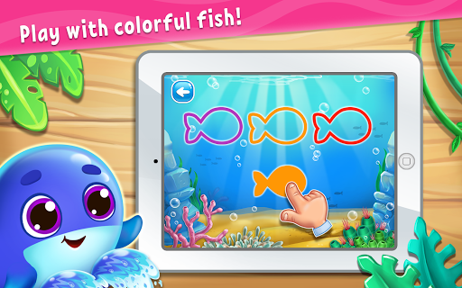 Colors for Kids, Toddlers, Babies - Learning Game screenshot 9