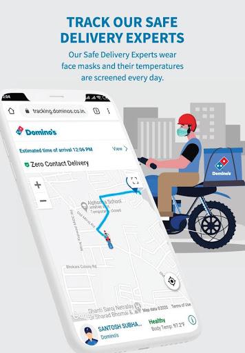 Domino's Pizza - Online Food Delivery App screenshot 8