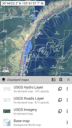 All-In-One Offline Maps स्क्रीनशॉट 4