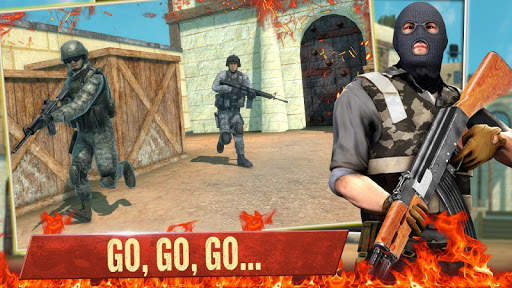 FPS Commando Secret Mission - Free Shooting Games screenshot 2