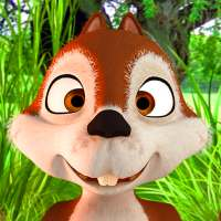 Talking James Squirrel - Virtual Pet on 9Apps