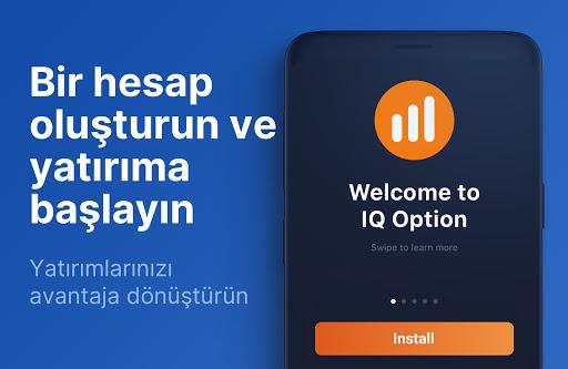 IQ Option broker: çevrimiçi işlem platformu screenshot 5