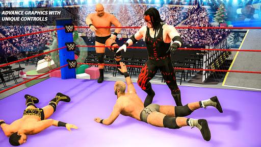 Real Wrestling Revolution: Wrestling Games screenshot 6