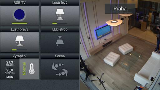 iNELS Home Control – Promo 1 تصوير الشاشة
