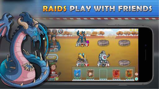 Monster Battles: TCG - Card Duel Game screenshot 4
