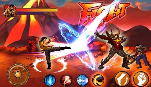 Kung Fu Fighting screenshot 3