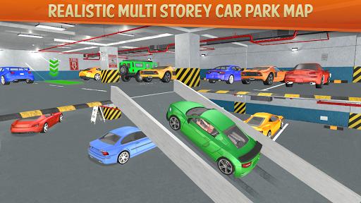 مواقف سيارات متعددة المستويات: لعبة سيارات للأطفال 3 تصوير الشاشة
