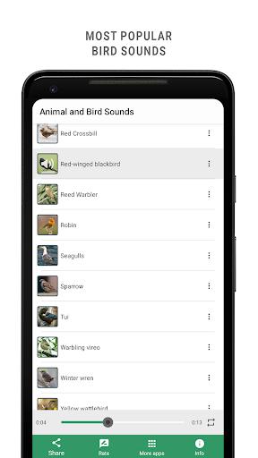Animal and Bird Sounds screenshot 5