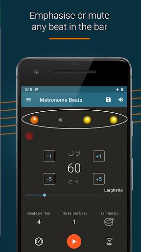 Metronome Beats screenshot 4
