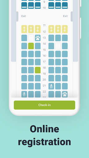 S7 Airlines: book flights screenshot 6