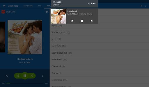 RadioTunes: Hits, Jazz, 80s, Relaxing Music screenshot 14
