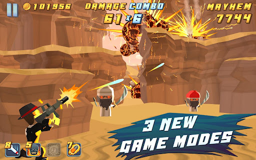 Major Mayhem screenshot 4