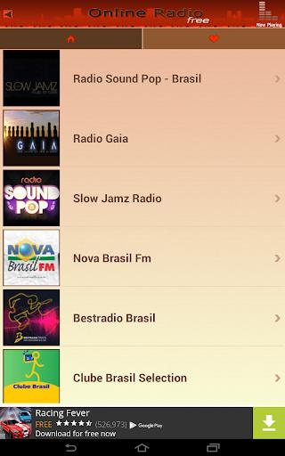 Online Radio Free screenshot 5