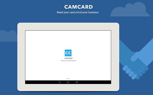 CamCard - Business Card Reader 5 تصوير الشاشة