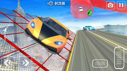 Impossible Race Tracks: Car Stunt Games 3d 2020 screenshot 2