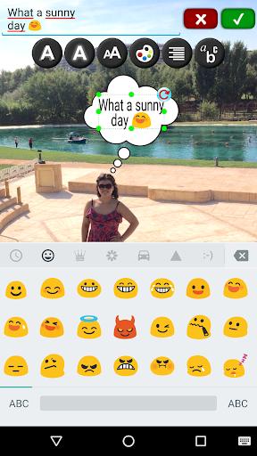Add Text To Photo 5 تصوير الشاشة