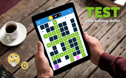 Crossword Quiz - Crossword Puzzle Word Game! 22 تصوير الشاشة