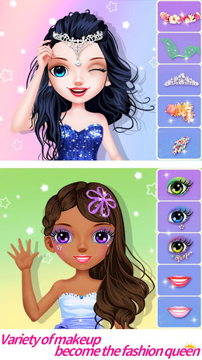 👸💄Princess Makeup Salon screenshot 6