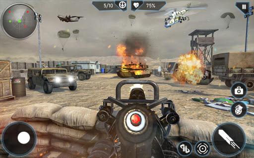 Anti Terrorism New Shooting Games 2021 screenshot 4