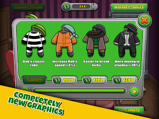 Bob The Robber 4 6 تصوير الشاشة