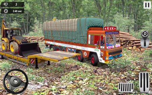 Indian Truck Offroad Cargo Drive Simulator 2 screenshot 5