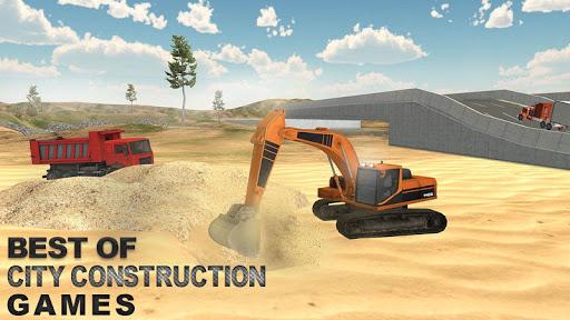 Heavy Excavator Construction Simulator PRO screenshot 4