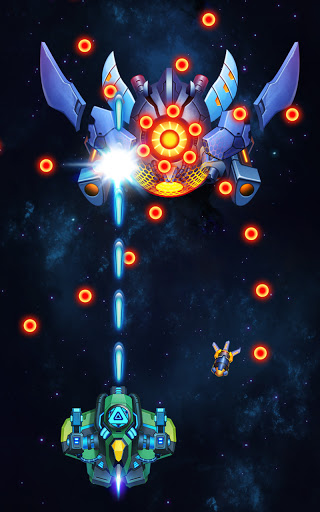 Galaxy Invaders: Alien Shooter -Free Shooting Game 13 تصوير الشاشة