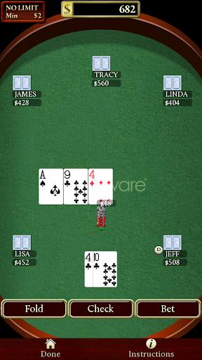 Astraware Casino 4 تصوير الشاشة