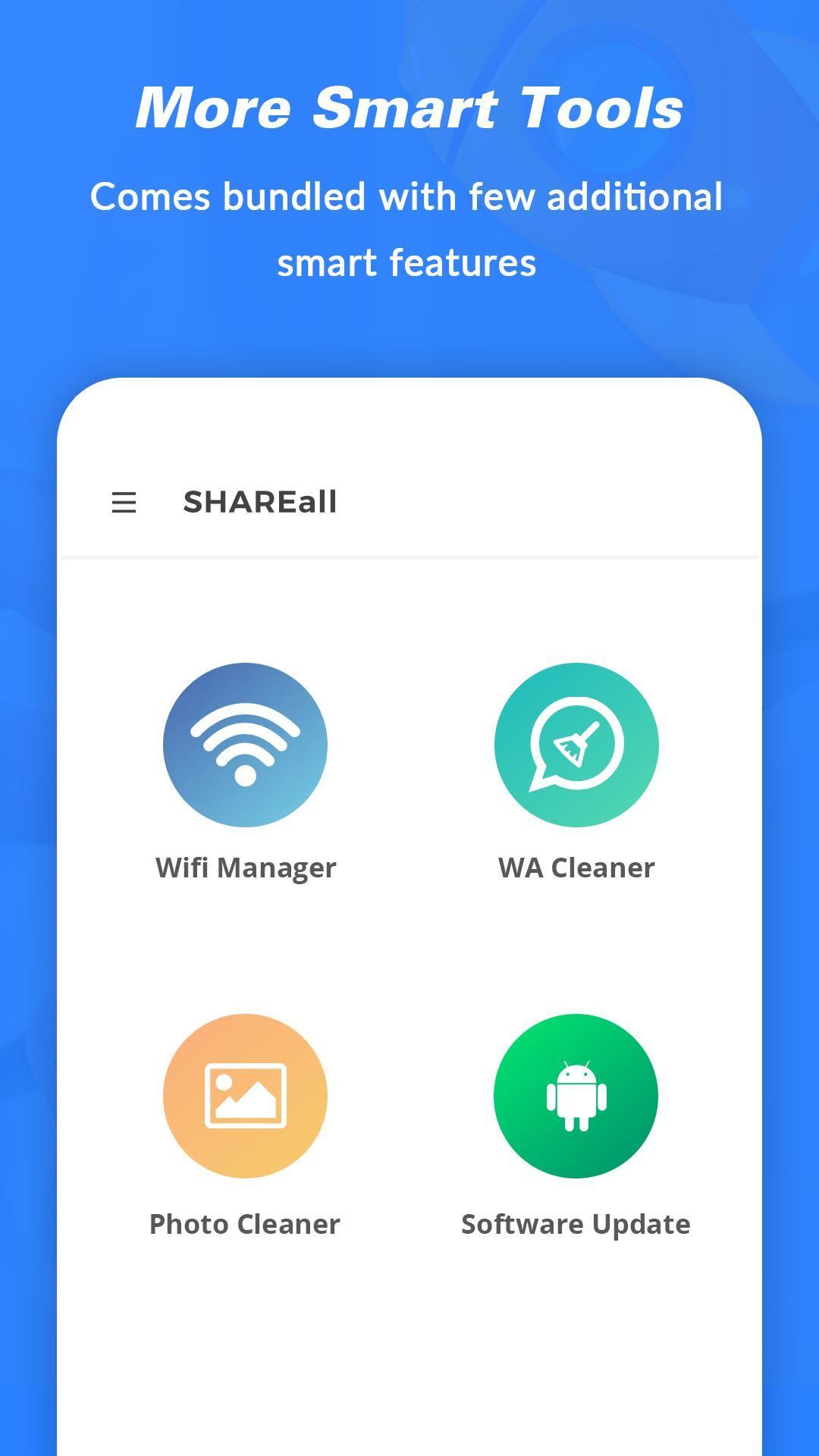SHAREall  - Share Files & Send Anywhere screenshot 2