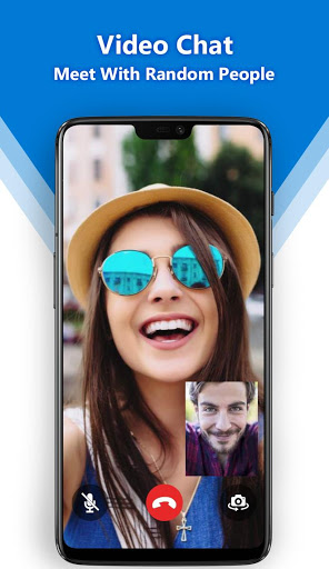 Live Video Chat - Video Chat With Random People screenshot 1