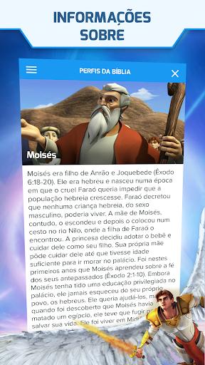 Bíblia Superbook para Crianças, Vídeos e Jogos screenshot 15