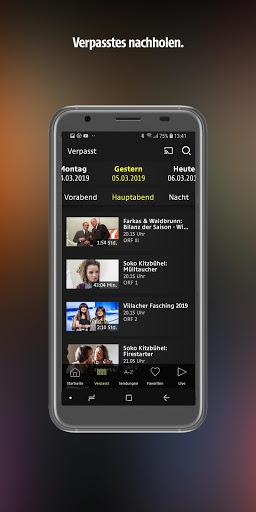 ORF TVthek: Video on demand screenshot 3