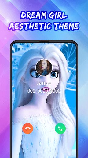 Color Call Flash- Call Screen, Color Phone Flash screenshot 3