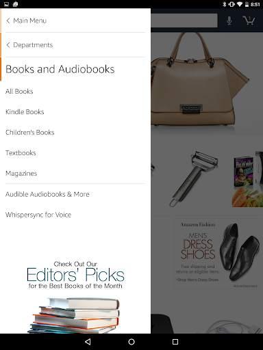 Amazon for Tablets screenshot 3