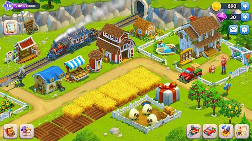 Golden Farm : Idle Farming & Adventure Game screenshot 5