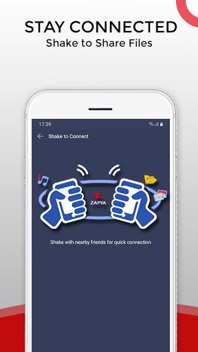 Zapya - File Transfer, Share Apps & Music Playlist screenshot 2