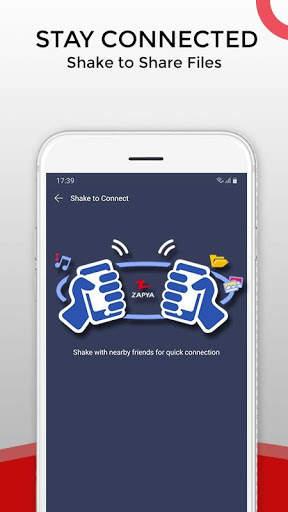 Zapya - File Transfer, Share Apps & Music Playlist screenshot 4