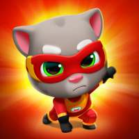 Talking Tom Hero Dash - Run Game on APKTom
