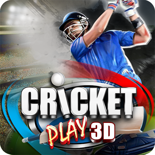Cricket Play 3D: Live The Game icon