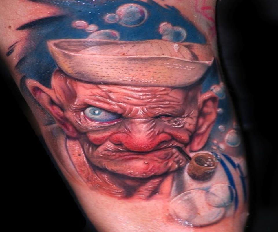 3d Tattoos Ideas screenshot 2