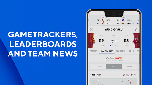 CBS Sports App - Scores, News, Stats & Watch Live 6 تصوير الشاشة