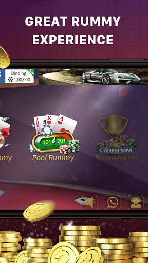 JoyPlus Rummy India screenshot 2