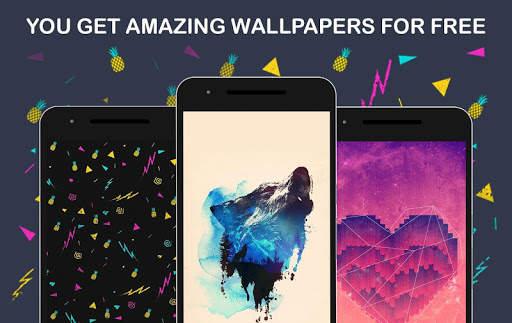 Walli - 4K, HD Wallpapers & Backgrounds screenshot 4