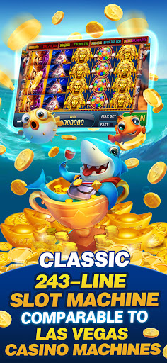 777 Fishing Casino скриншот 3