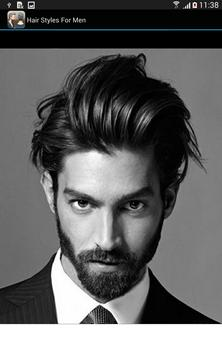 Hair Styles For Men Idea screenshot 4