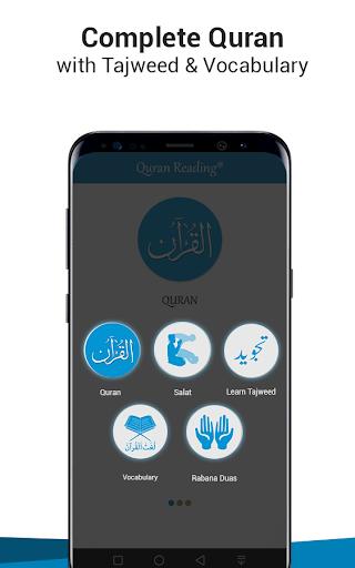 Al Quran MP3 - Quran Reading® screenshot 1